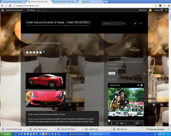hotel ascona blog